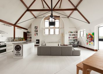 Thumbnail 3 bed flat for sale in Priory Street, Colchester, Essex