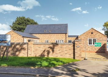 Thumbnail 4 bed detached house for sale in Main Road, Church End, Parson Drove, Wisbech