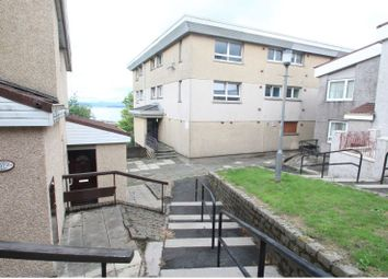 Thumbnail 2 bedroom flat for sale in 12, Belville Street, Flat 8, Greenock PA154Up