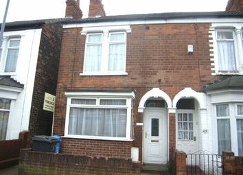Thumbnail 2 bedroom end terrace house for sale in Belvoir Street, Princes Avenue, Hull