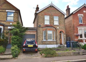 Thumbnail 3 bedroom detached house for sale in Crescent Road, Barnet, Hertfordshire