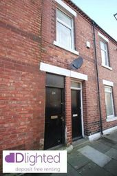 Thumbnail 1 bed flat to rent in Wilberforce Street, Jarrow