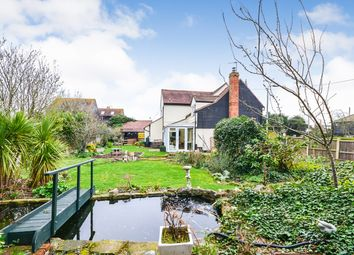 Thumbnail 4 bed detached house for sale in The Street, Latchingdon, Chelmsford