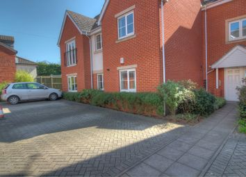 Thumbnail 2 bed flat for sale in Havelock Gardens, Thurmaston, Leicester