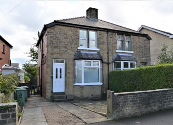 Thumbnail 3 bed semi-detached house for sale in Broomfield Road, Marsh, Huddersfield