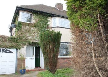 Thumbnail 3 bed semi-detached house for sale in Bradway Road S17, Sheffield
