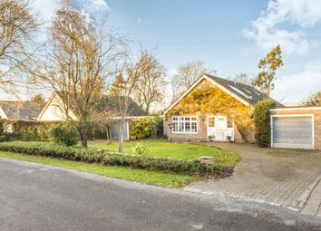 Thumbnail 4 bed cottage for sale in Park Farm Lane, Nuthampstead, Royston