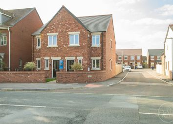Thumbnail 3 bed semi-detached house to rent in Moss Lane, Burscough, Ormskirk