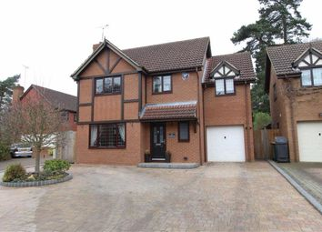 Thumbnail 4 bed detached house for sale in Oxendon Court, Leighton Buzzard