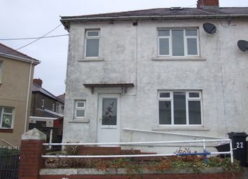 Thumbnail 3 bed semi-detached house for sale in Brynbryddan, Cwmavon, Port Talbot