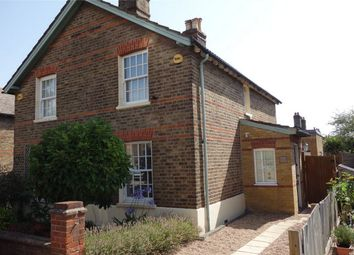 Thumbnail 2 bed semi-detached house to rent in Edward Road, Penge, London