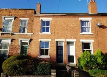 2 bed terraced house to rent in Malvern Road, Worcester WR2