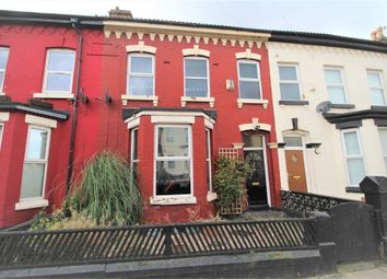 Thumbnail 5 bed terraced house for sale in Clifton Road, Anfield, Liverpool, Merseyside