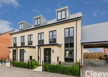 Thumbnail 3 bed semi-detached house for sale in Amber Road, Bishops Cleeve, Cheltenham