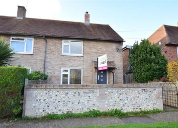 Thumbnail 2 bed semi-detached house for sale in Dairy Lane, Walberton, Arundel, West Sussex