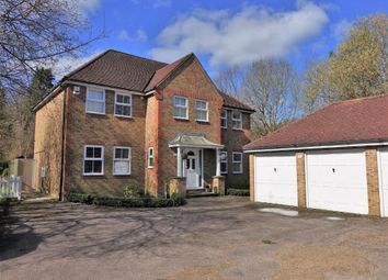 Thumbnail 5 bed detached house for sale in Rockery Close, Dibden, Southampton