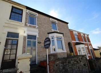 Thumbnail 3 bedroom terraced house for sale in Shelley Street, Swindon