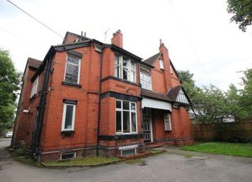 Thumbnail 2 bedroom flat to rent in Lancaster Road, Didsbury, Manchester