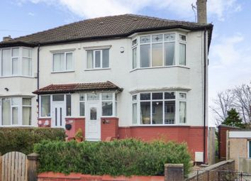 Thumbnail 5 bed semi-detached house for sale in Ravenswood Avenue, Rock Ferry, Birkenhead