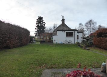 Thumbnail 3 bed semi-detached bungalow for sale in Forestry Cottages, Newton, By Elgin