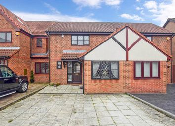 Thumbnail 2 bed semi-detached house for sale in Exmoor Close, Barkingside, Ilford, Essex