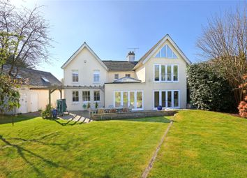 Thumbnail 5 bedroom detached house for sale in Church Road, Sunningdale, Ascot, Berkshire
