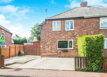 Thumbnail 3 bed semi-detached house for sale in Jubilee Crescent, Kenton, Newcastle Upon Tyne
