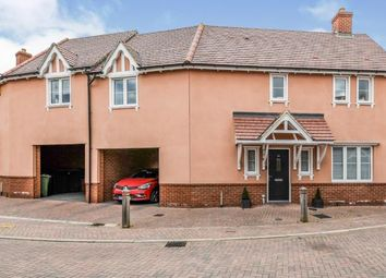 Thumbnail 3 bed semi-detached house for sale in Market Lane, Witham