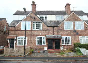 Thumbnail 3 bed terraced house for sale in Lock Road, Broadheath, Altrincham