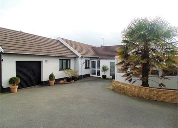 Thumbnail 5 bed detached bungalow for sale in 1 Fairbush Close, Crundale, Haverfordwest, Pembrokeshire