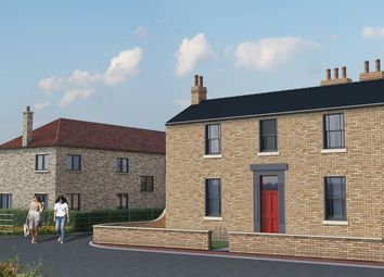 Thumbnail Land for sale in Plot 4, High Street, Marton, Gainsborough, Lincolnshire
