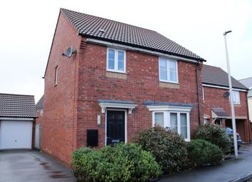 Thumbnail 3 bed detached house for sale in West Wick, Weston Super Mare, North Somerset