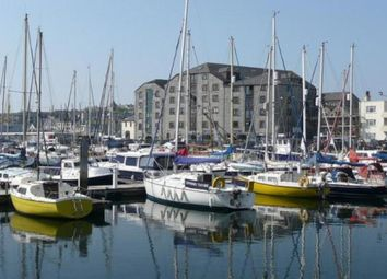 Thumbnail 1 bed flat to rent in Sutton Wharf, Plymouth