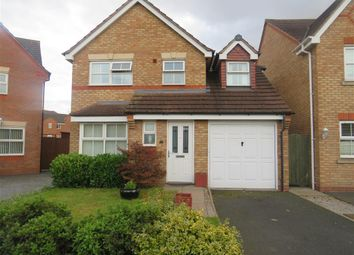 Thumbnail 3 bedroom detached house for sale in St. Peter Croft, Wednesbury