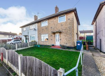 Thumbnail 3 bed semi-detached house for sale in Gurth Drive, Thurcroft, Rotherham