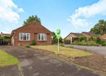 Thumbnail 2 bed detached bungalow for sale in Larch Road, Kilburn, Belper