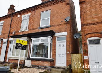 Thumbnail 3 bedroom terraced house to rent in Maas Road, Birmingham, West Midlands.