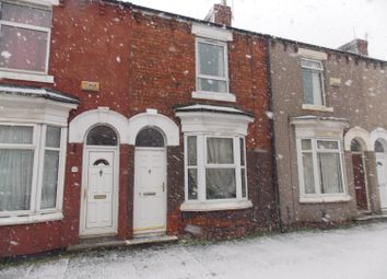 Thumbnail 2 bed terraced house to rent in Aske Road, Middlesbrough