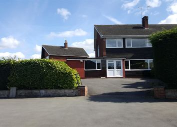 Thumbnail 4 bed semi-detached house to rent in Bridgetown Road, Stratford-Upon-Avon