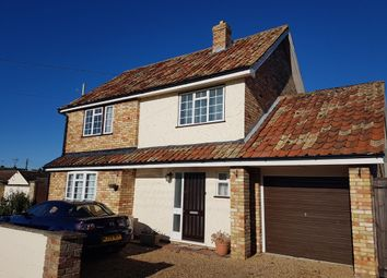 Thumbnail 3 bed detached house for sale in Broom Road, Lakenheath