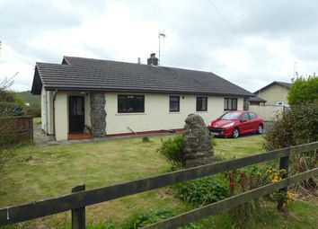 Thumbnail 3 bed detached bungalow for sale in Pennant, Nr Aberaeron