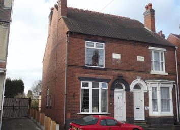 Thumbnail 3 bedroom semi-detached house for sale in Walsall Road, Great Wyrley, Walsall