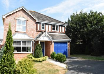 Thumbnail 4 bed detached house for sale in Wellow Drive, Frome