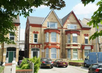 Thumbnail 1 bed flat to rent in Lilley Road, Fairfield, Liverpool