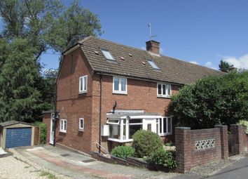 Thumbnail 5 bed end terrace house for sale in Coppice Road, Kingsclere, Newbury
