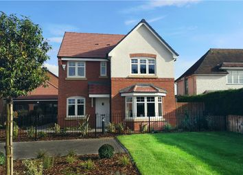 "Thumbnail 4 bed detached house for sale in ""Hampton"" at Stourbridge Road, Parkgate, Kidderminster"