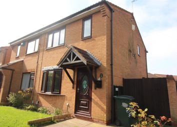Thumbnail 3 bedroom end terrace house to rent in Keppel Street, Coventry