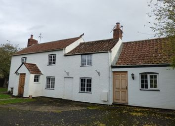Thumbnail 4 bed cottage to rent in Moorland, Bridgwater