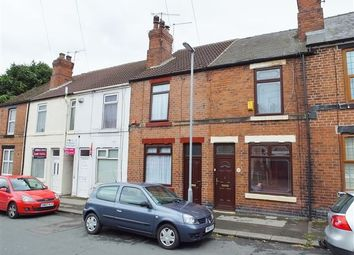 Thumbnail 2 bed terraced house for sale in Pitt Street, Rotherham, South Yorkshire