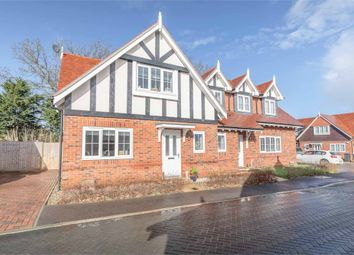Thumbnail 3 bed semi-detached house for sale in Colborne Close, Iver Heath, Buckinghamshire